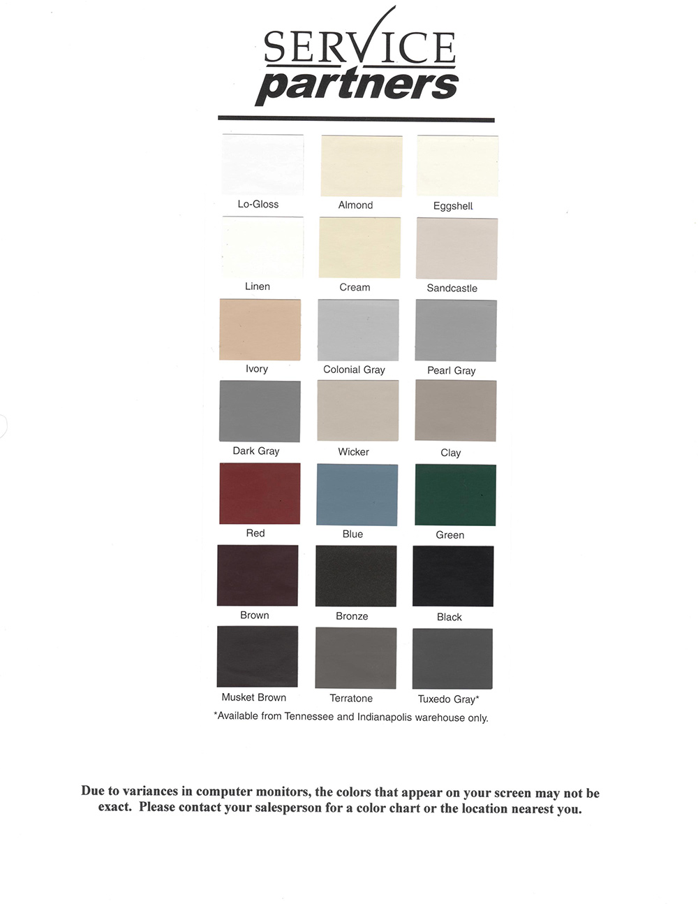 New Hampshire Seamless Gutter Colors | Gutter Color Choices
